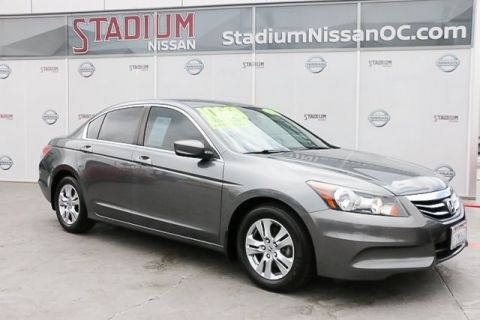 Pre-Owned 2011 Honda Accord LX-P