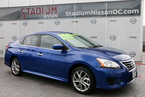 Certified Used Nissan Sentra SR