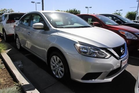 New 2017 Nissan Sentra S
