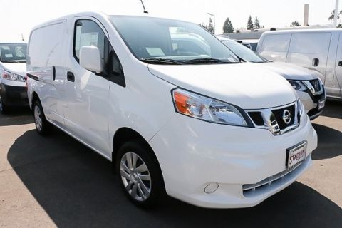 New Nissan NV200 SV
