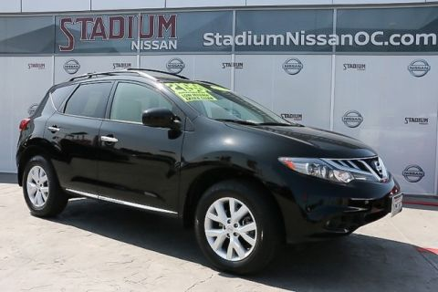 Certified Pre-Owned 2014 Nissan Murano SV