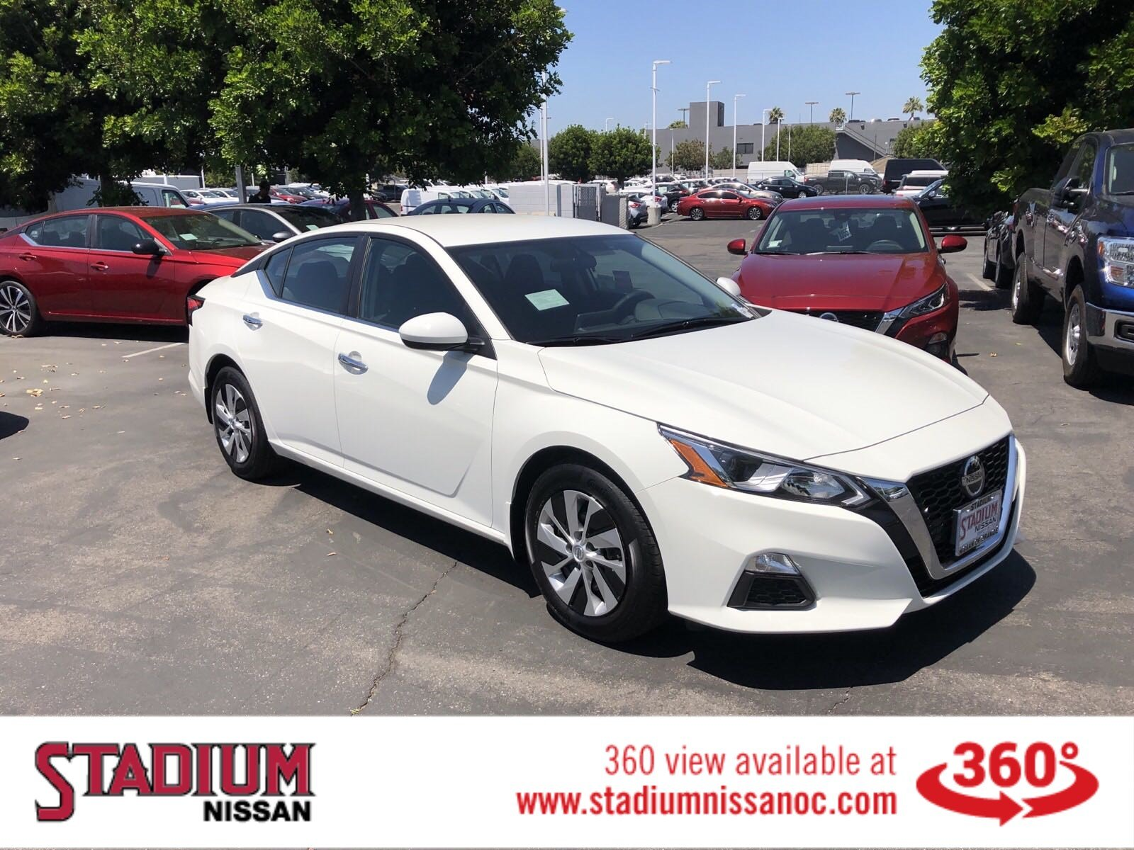 New 2020 Nissan Altima 2 5 S FWD 4dr Car