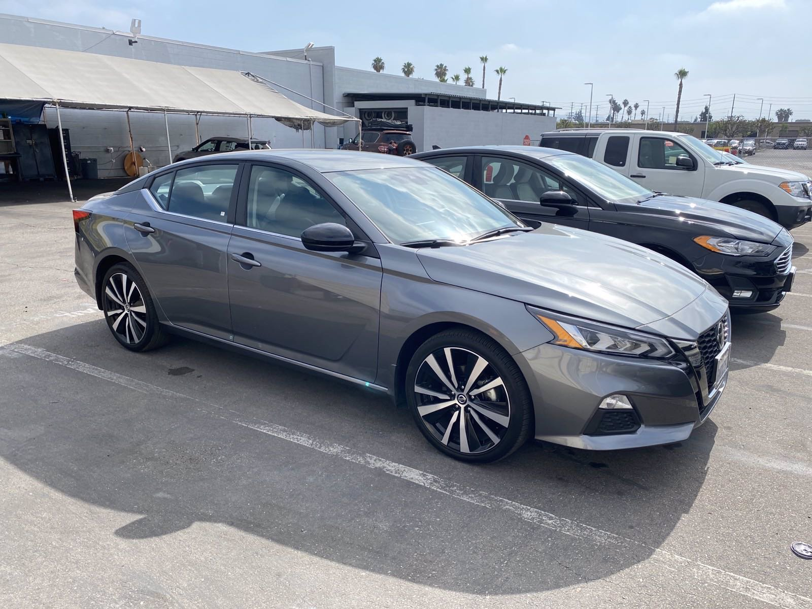 Pre-Owned 2020 Nissan Altima