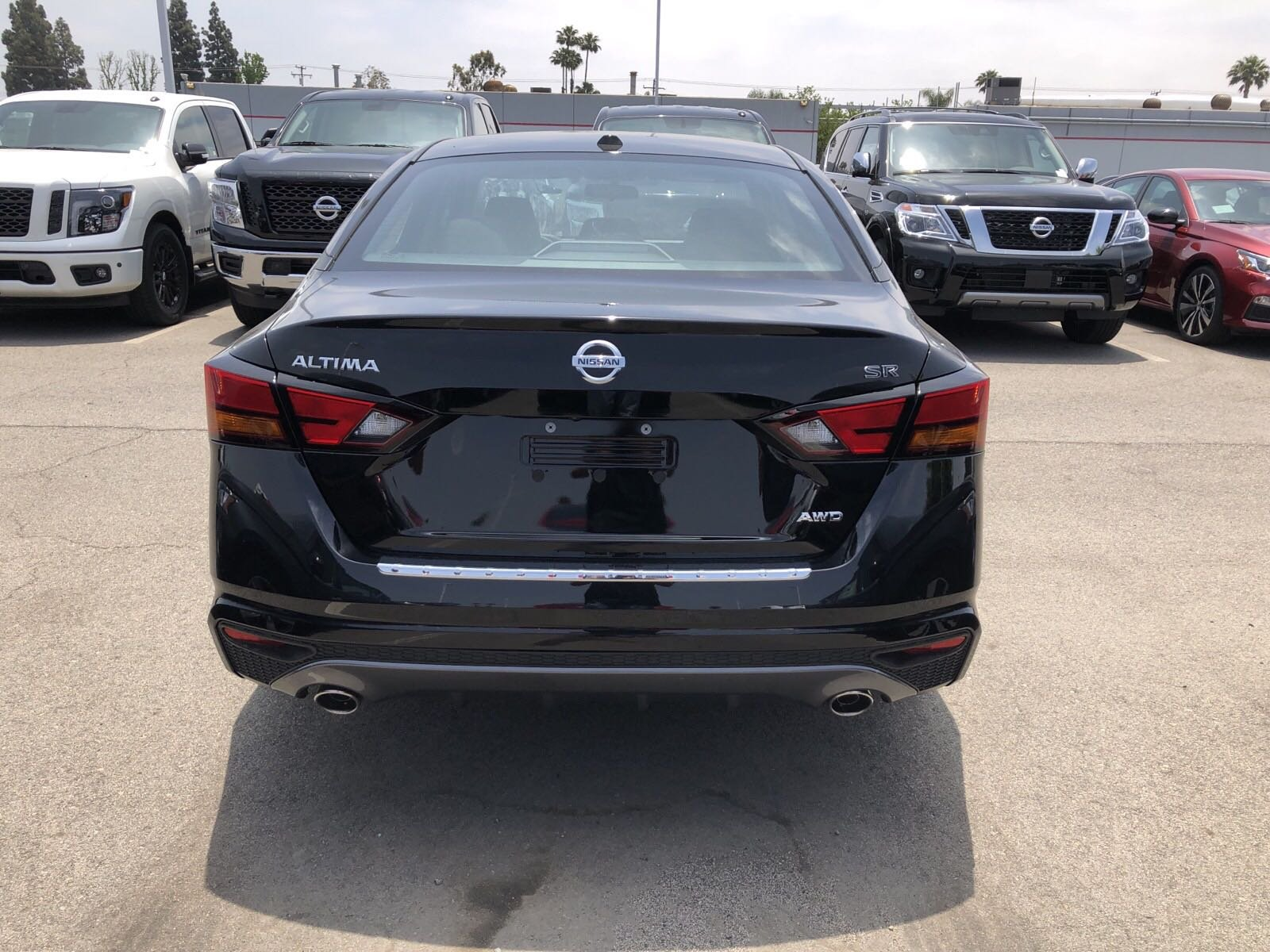New 2019 Nissan Altima 2 5 SR AWD