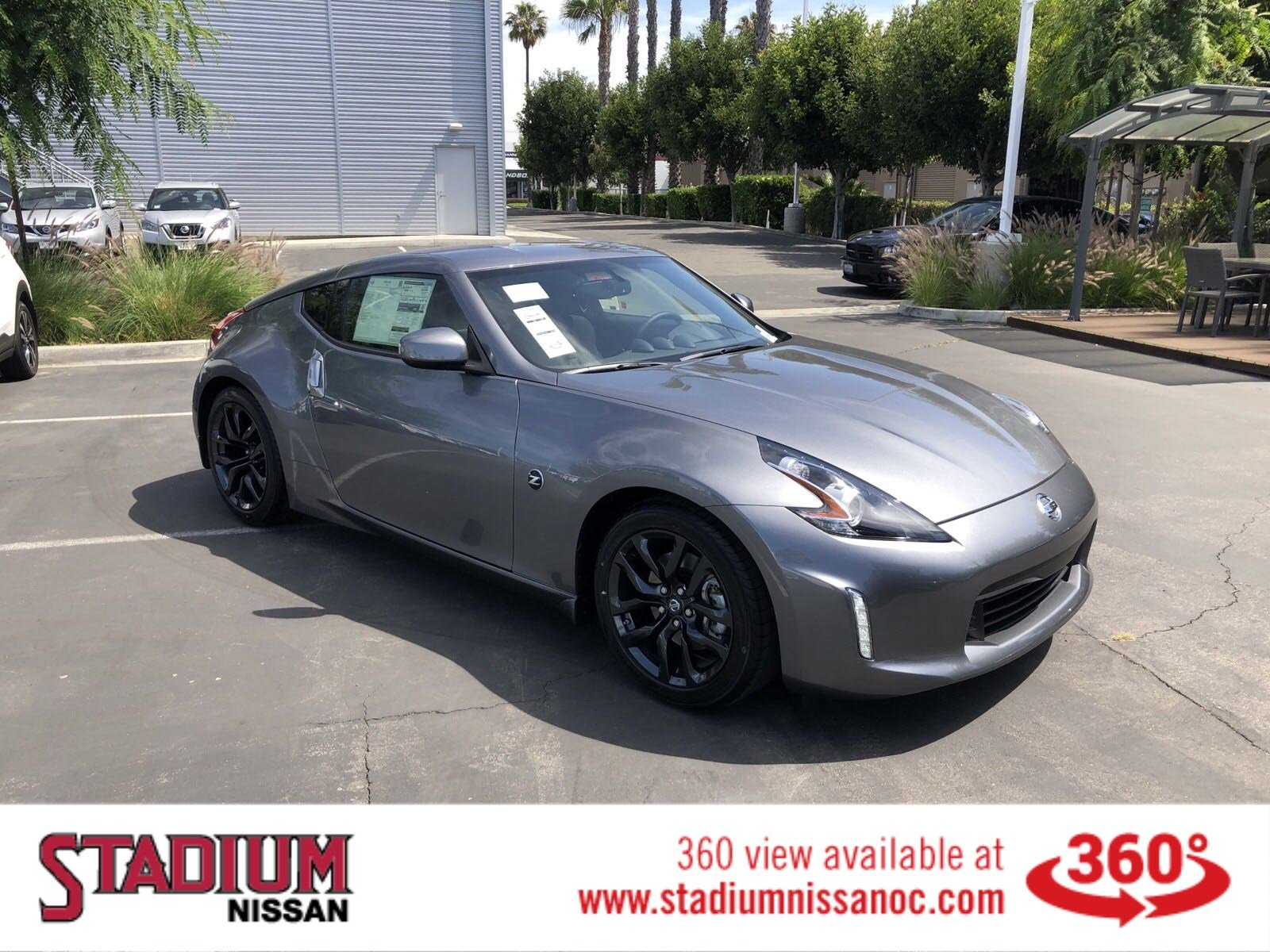 New 2020 Nissan 370Z Coupe Base RWD 2dr Car
