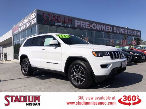 Pre-Owned 2019 Jeep Grand Cherokee