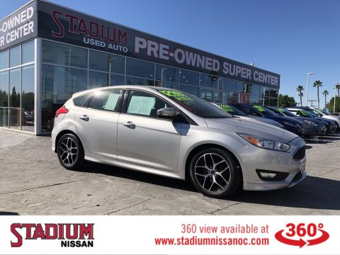 Pre-Owned 2016 Ford Focus