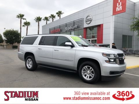 Pre-Owned 2018 Chevrolet Suburban