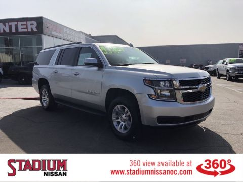 Pre-Owned 2019 Chevrolet Suburban