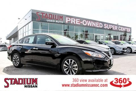 Certified Pre-Owned 2017 Nissan Altima 2.5 SV