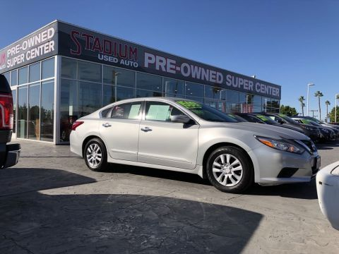 Certified Pre-Owned 2017 Nissan Altima