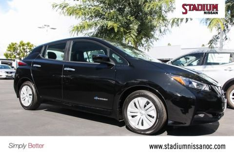 New 2018 Nissan Leaf S