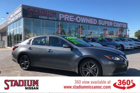 Pre-Owned 2018 Nissan Altima 3.5 SL