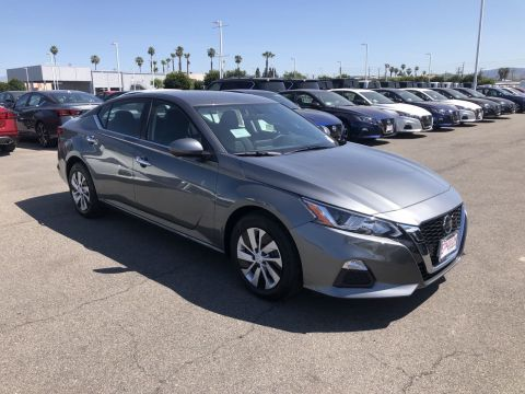 Pre-Owned 2019 Nissan Altima