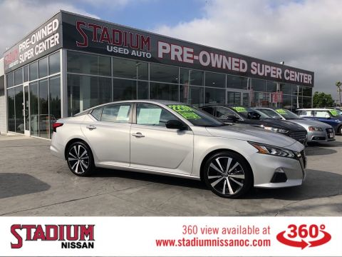 Certified Pre-Owned 2019 Nissan Altima