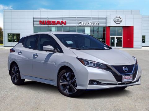 New 2020 Nissan LEAF SV PLUS