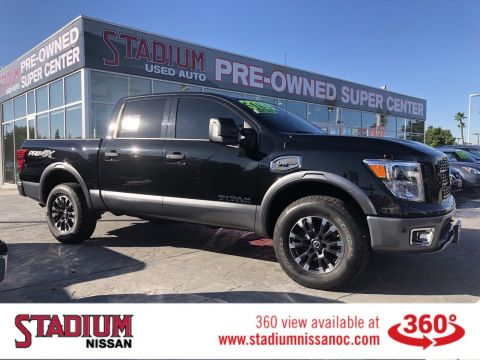 Certified Pre-Owned 2017 Nissan Titan