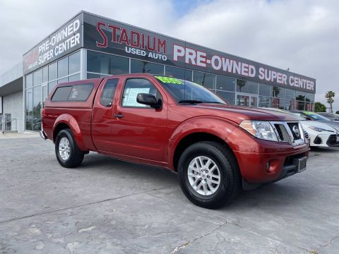 Certified Pre-Owned 2016 Nissan Frontier