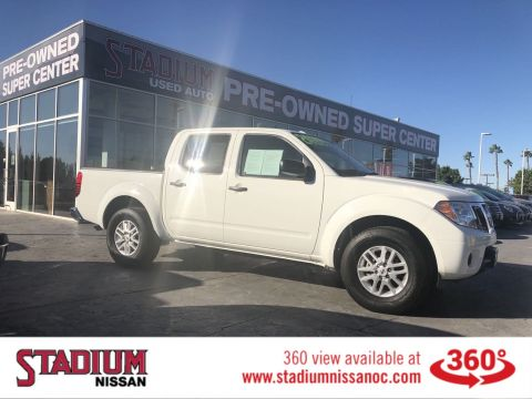 Certified Pre-Owned 2018 Nissan Frontier