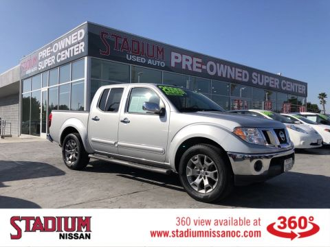 Certified Pre-Owned 2019 Nissan Frontier