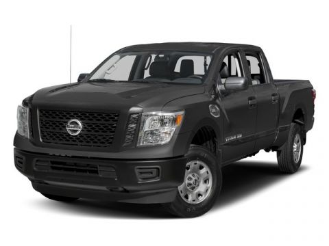 Pre-Owned 2016 Nissan Titan XD PRO-4X CREW CAB