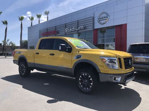 Pre-Owned 2016 Nissan Titan XD