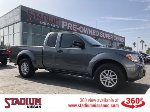 Certified Pre-Owned 2017 Nissan Frontier