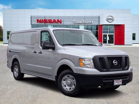 New 2020 Nissan NV Cargo SV
