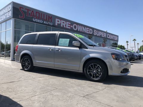 Pre-Owned 2019 Dodge Grand Caravan