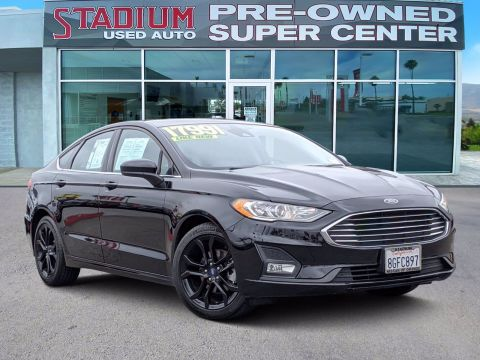 Pre-Owned 2019 Ford Fusion