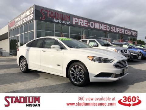 Pre-Owned 2018 Ford Fusion Energi SE