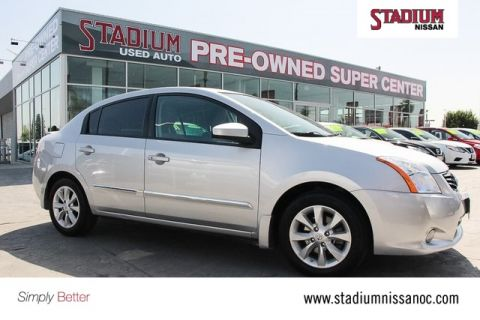 Pre-Owned 2012 Nissan Sentra 2.0 SL