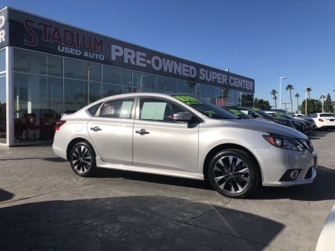 Certified Pre-Owned 2016 Nissan Sentra