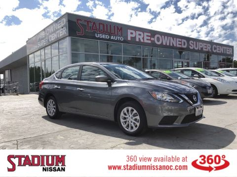 Certified Pre-Owned 2019 Nissan Sentra