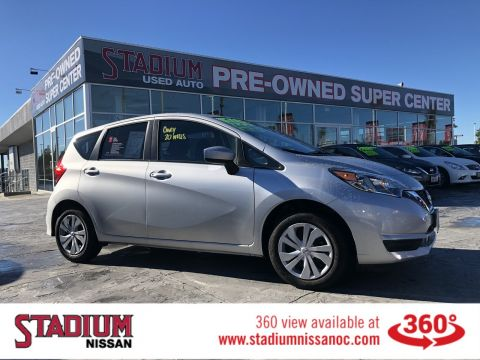 Pre-Owned 2018 Nissan Versa Note S