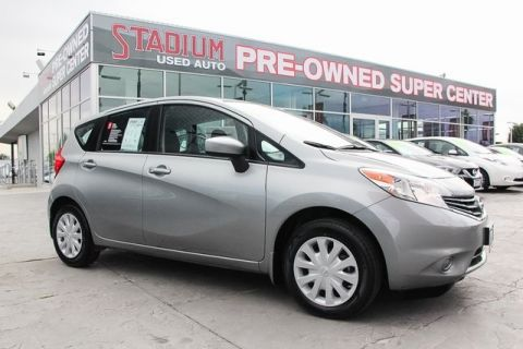 Certified Pre-Owned 2015 Nissan Versa Note S Plus