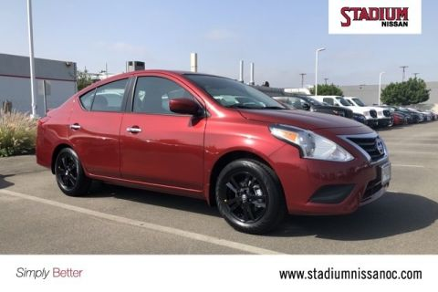 261 New Nissan Cars, SUVs in Stock | Stadium Nissan