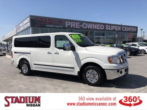 Pre-Owned 2016 Nissan NVP SL