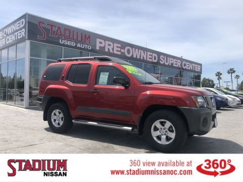 Pre-Owned 2013 Nissan Xterra S