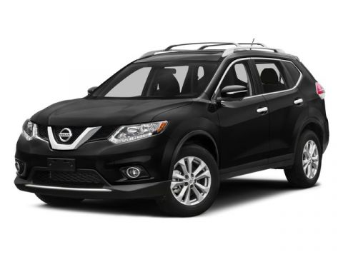 Certified Pre-Owned 2016 Nissan Rogue SV