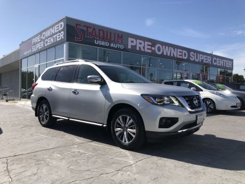 Certified Pre-Owned 2017 Nissan Pathfinder