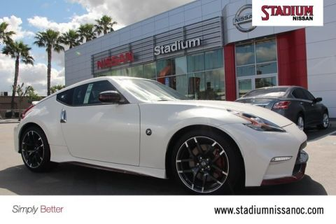 New 2018 Nissan 370Z Coupe NISMO