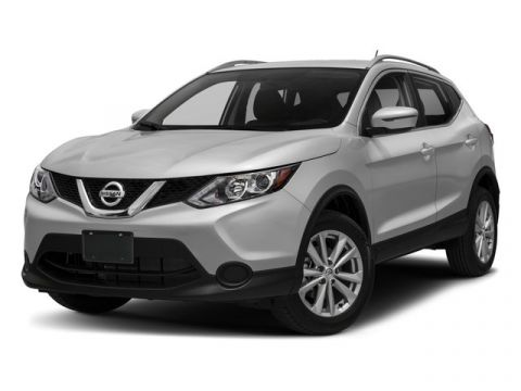 Pre-Owned 2017 Nissan Rogue Sport