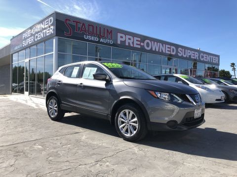Certified Pre-Owned 2019 Nissan Rogue Sport