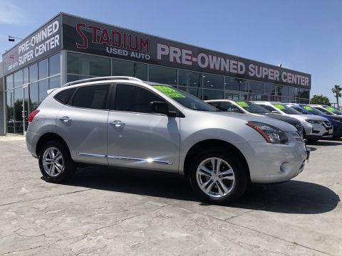 Pre-Owned 2015 Nissan Rogue Select