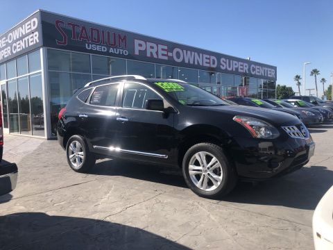 Certified Pre-Owned 2015 Nissan Rogue Select
