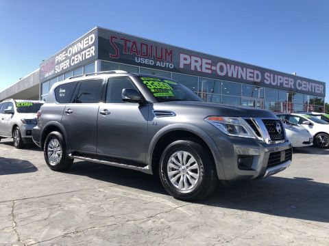 Pre-Owned 2018 Nissan Armada