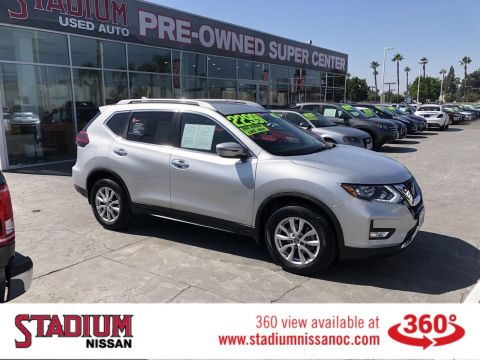 Pre-Owned 2018 Nissan Rogue