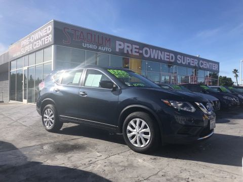 Certified Pre-Owned 2016 Nissan Rogue